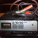 SCHUMACHER Battery/Charger SE-1052 BATTERY CHARGER